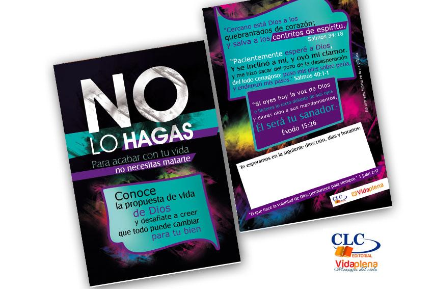 No Lo Hagas / Serie Tratados CLC