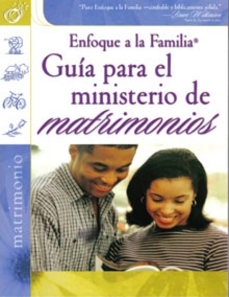Guía para el ministerio de matrimonios