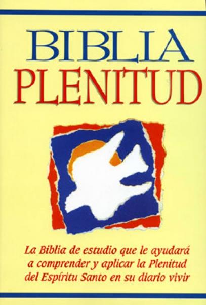 Biblia plenitud rustica manual