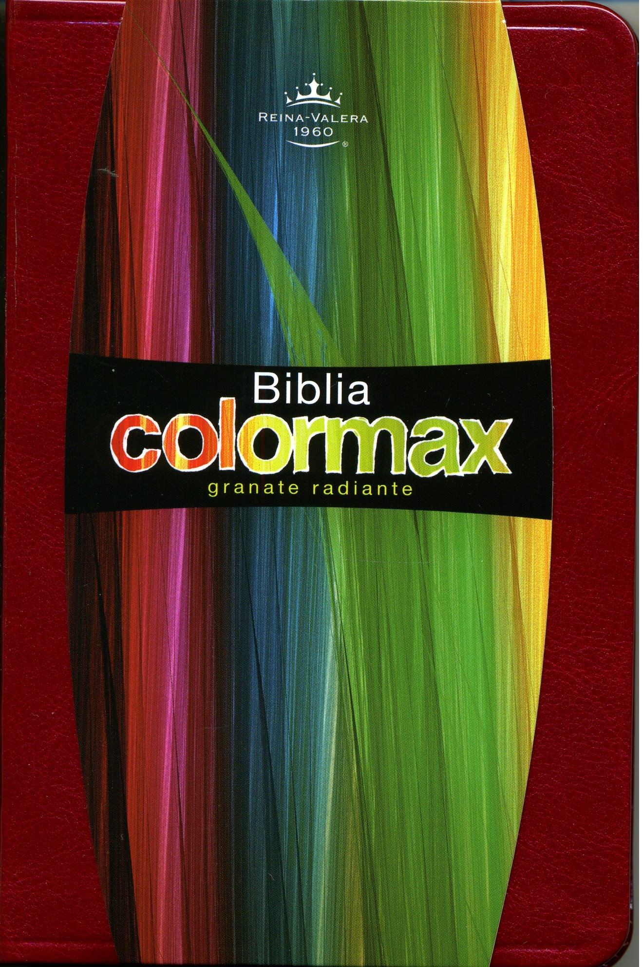 Biblia Colormax Granate Radiante