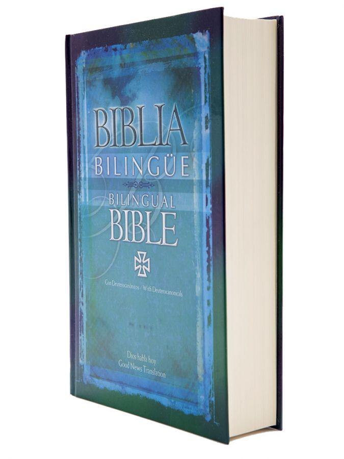 Biblia Bilingue DHH GNT Tapa Dura