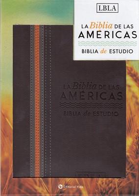 Biblia De Las Americas De Estudio