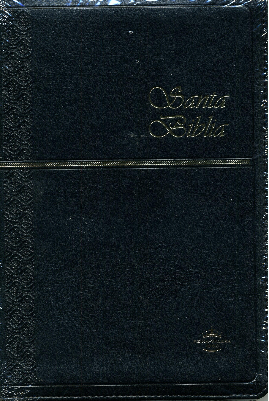 Biblia RVR60 Tamaño 65XZTI Semifina