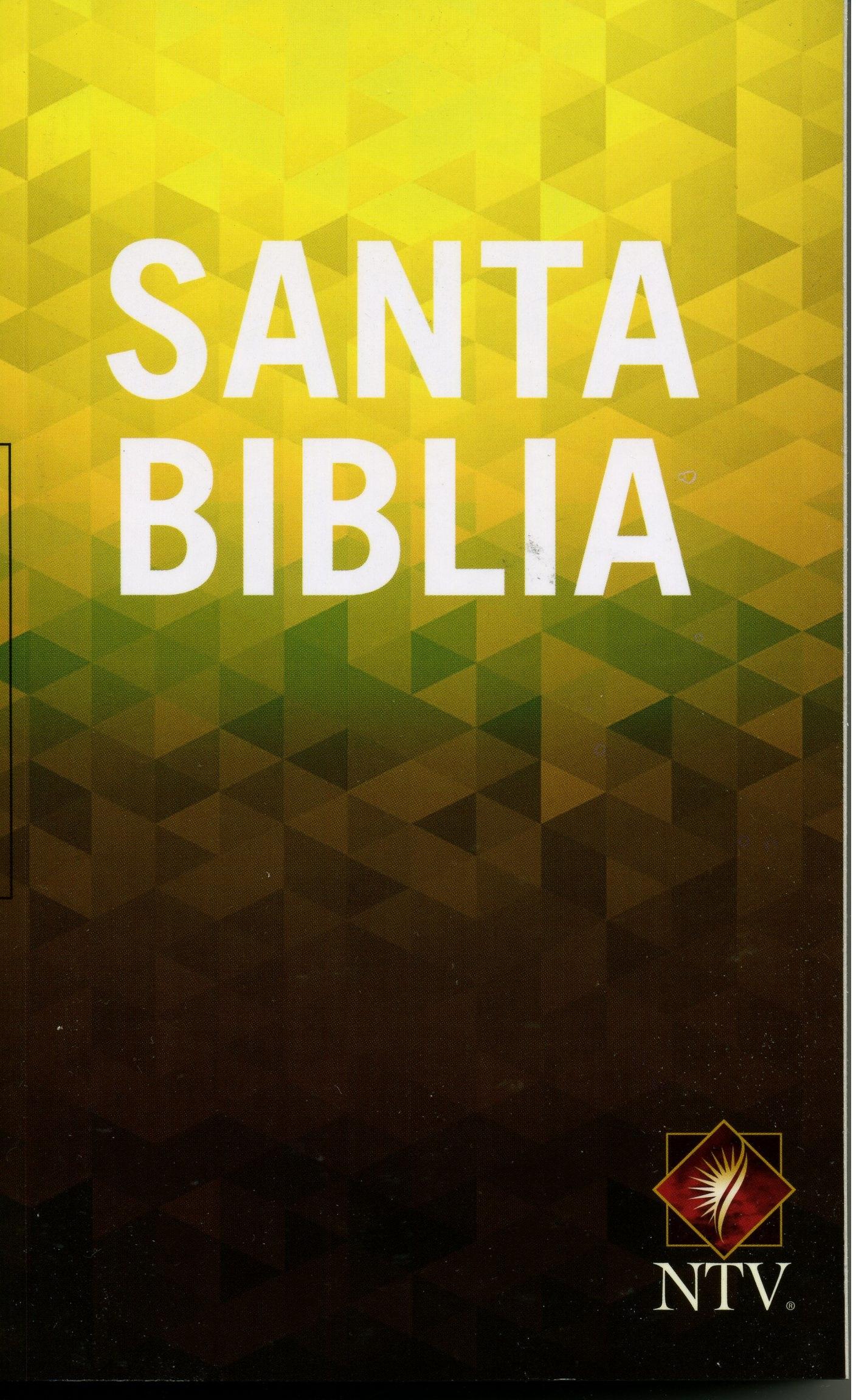 Biblia NTV Edición Misionera
