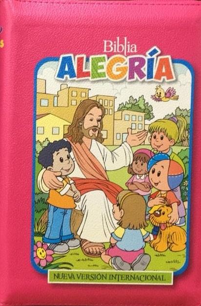 Biblia Alegría Para Niñas NVI