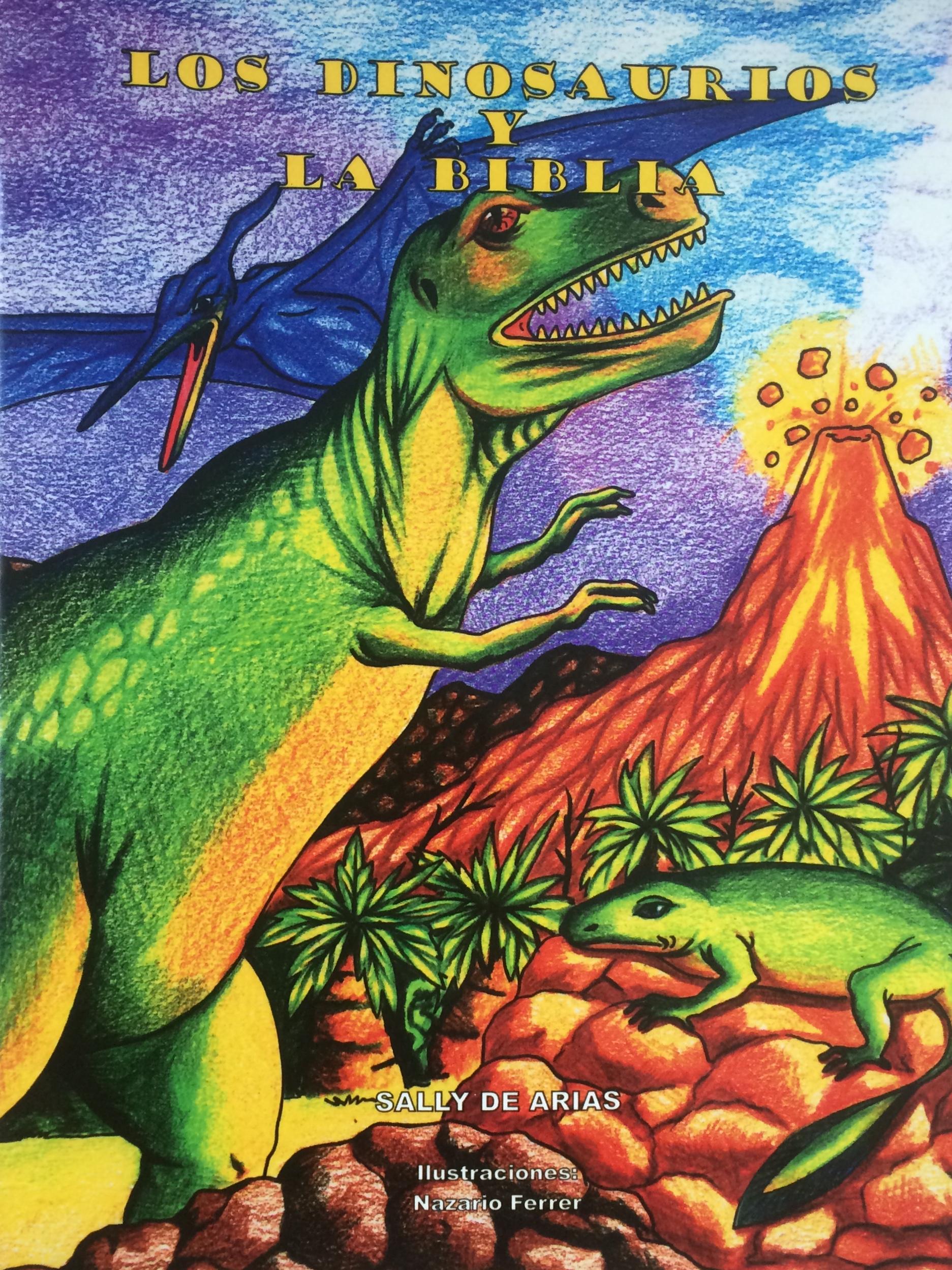Dinosaurios Y La Biblia 9789587371345 Clc Colombia 21 y creó dios los grandes monstruos marinos, y todo ser viviente que se mueve, que las aguas produjeron según su género, y toda ave alada según su especie. dinosaurios y la biblia