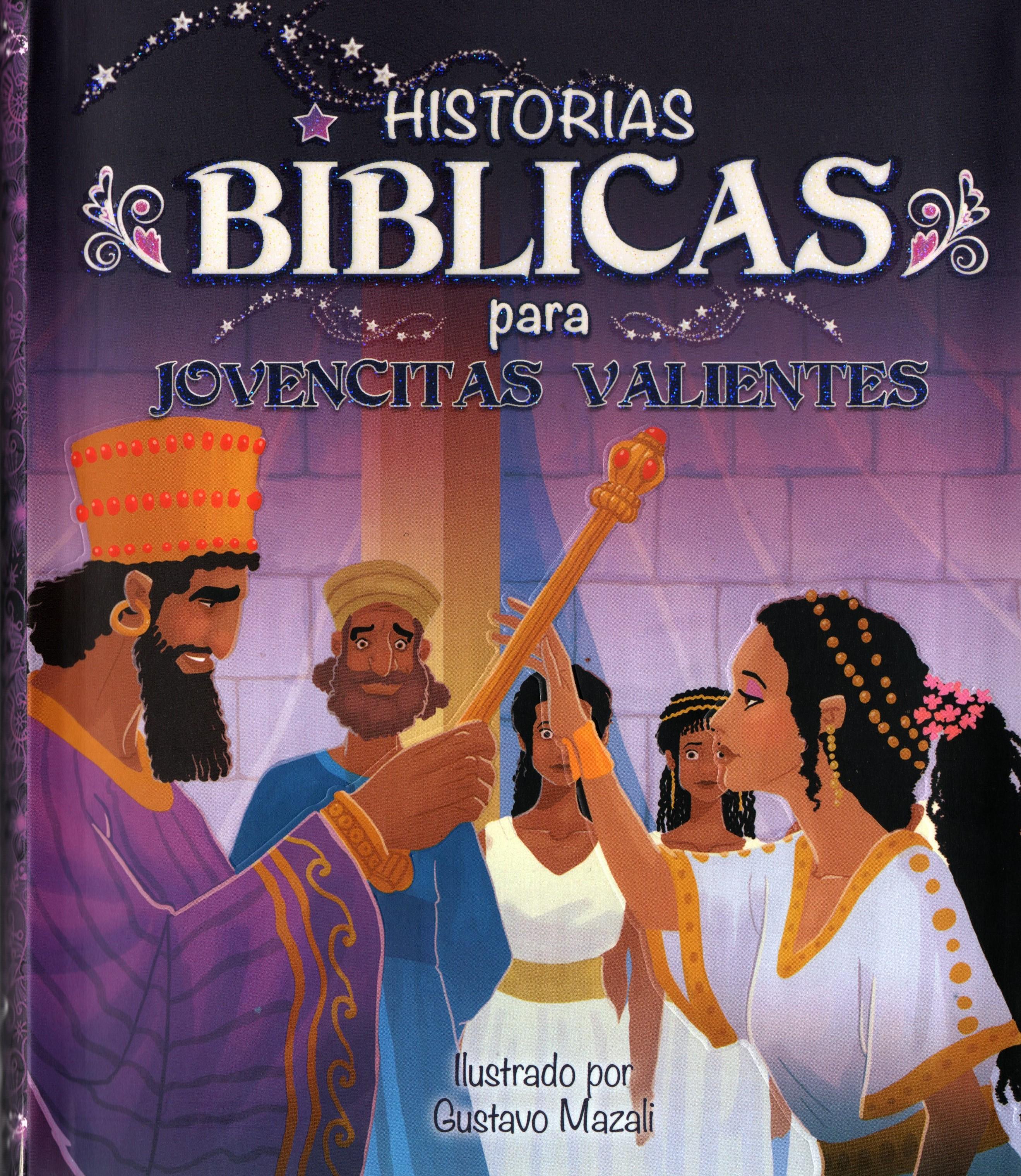 Biblia Para Jovencitas Valientes