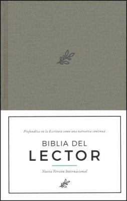 Biblia Del Lector Olivo Tapa Dura