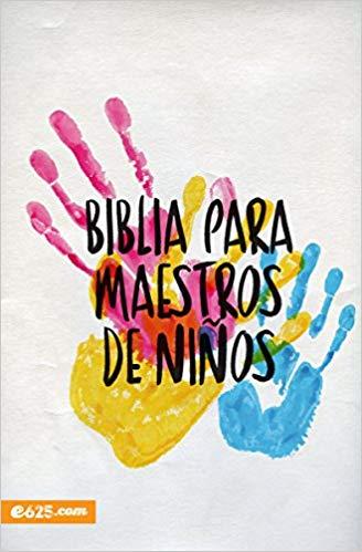 Biblia Para Maestos De Niños