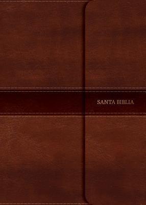 Biblia NVI-Ultrafina-Marron - Y Solapa Con Iman
