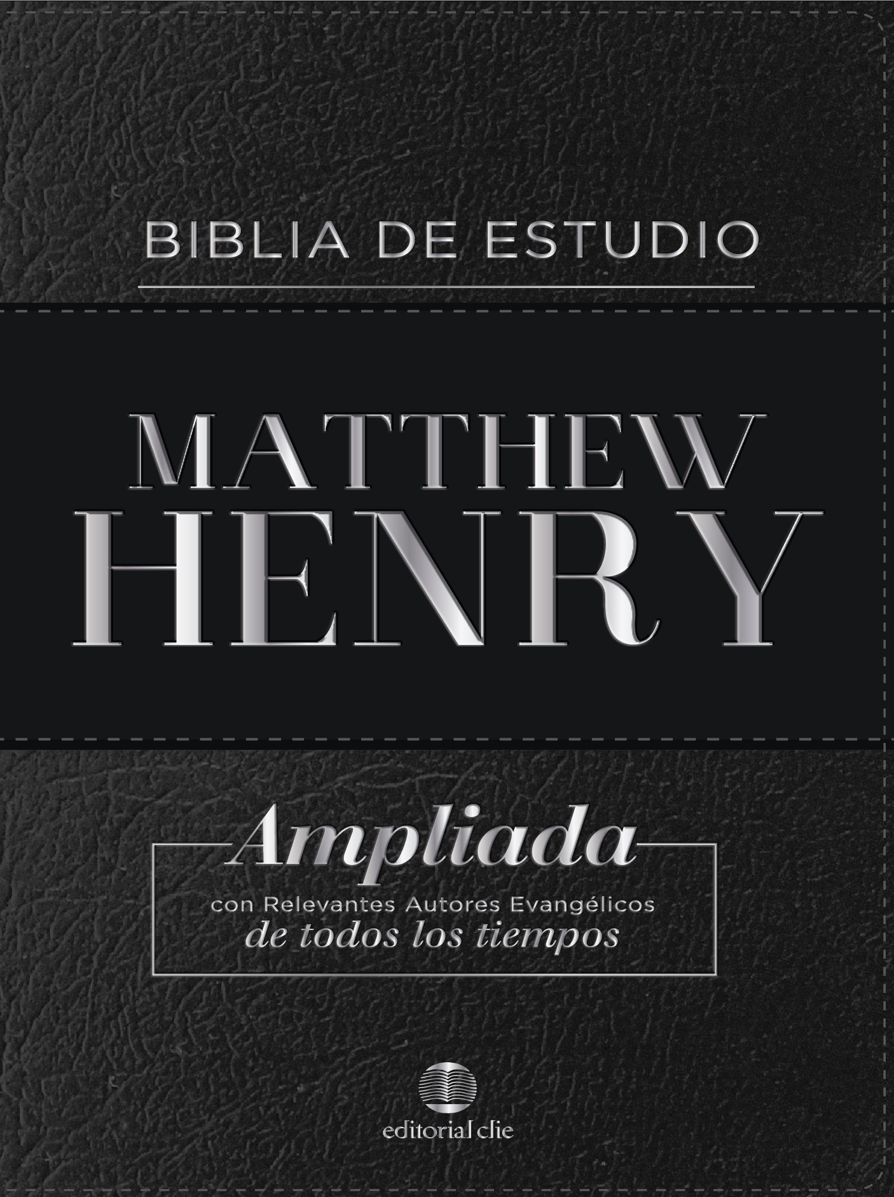 Biblia Estudio Matthew Henry