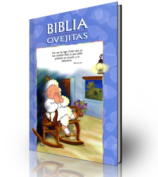 Biblia ovejitas NVI