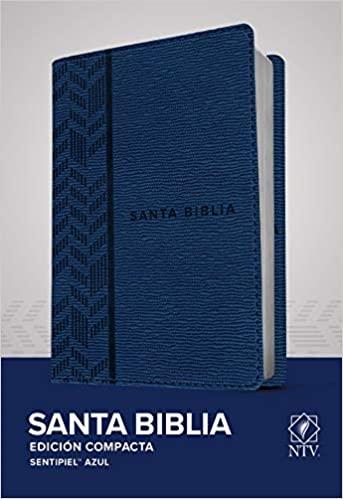 Biblia NTV Compacta Azul
