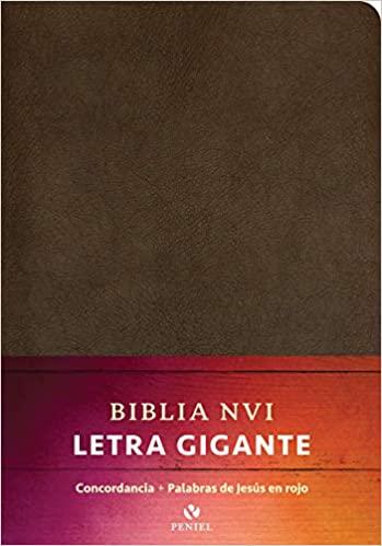 Biblia NVI/Letra Grande