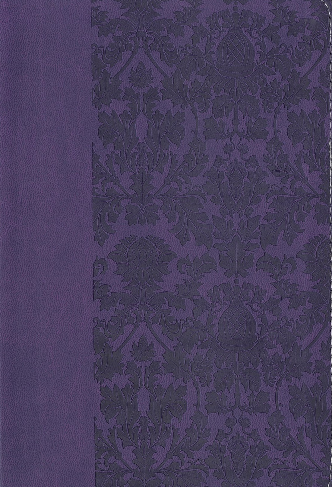 Biblia KJV/Letra Grande/Morado/Ingles