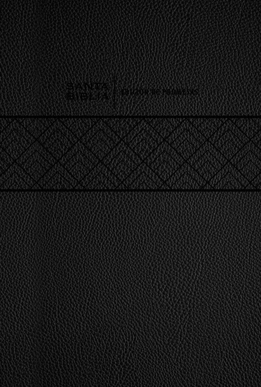 Biblia RVR60 De Promesas/Letra Grande/Negra/Imitacion Piel