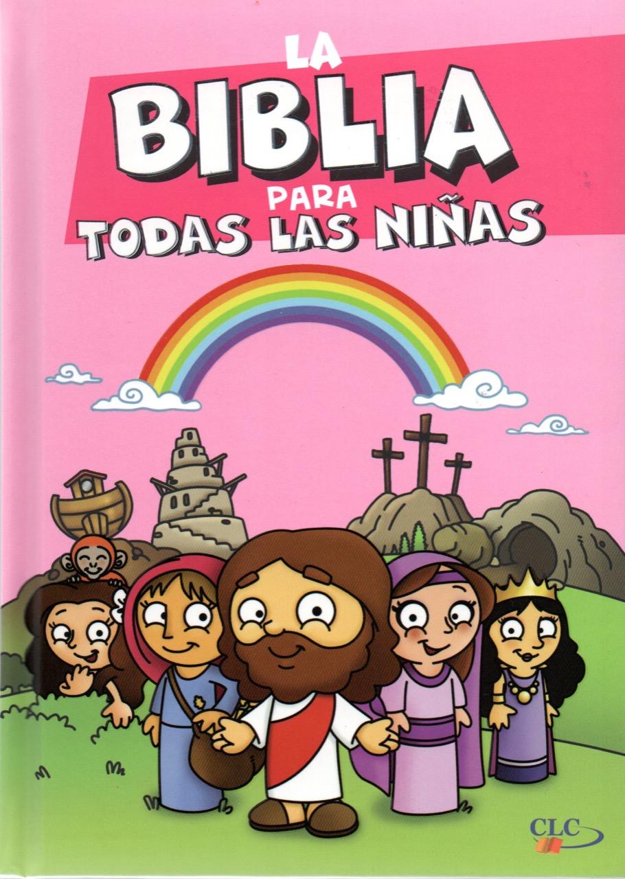 Biblia Para Todas Las Niñas / Rosa