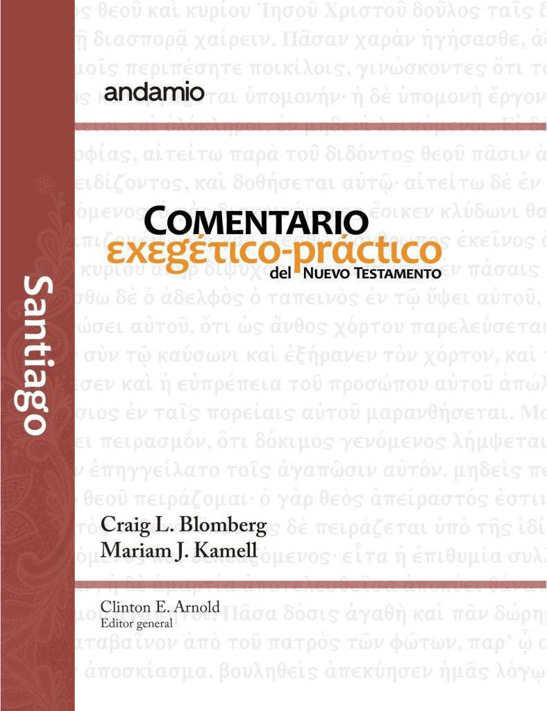 Santiago/Comentario Exegetico Practico/Nuevo Testamento