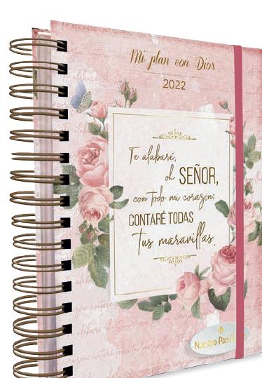 Mi Plan Con Dios 2022 / Rosado
