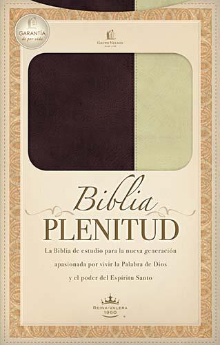 Biblia plenitud manual para hombre