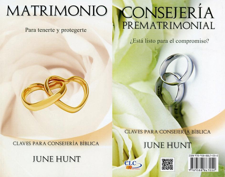 Consejería Prematriomonial / Matrimonio